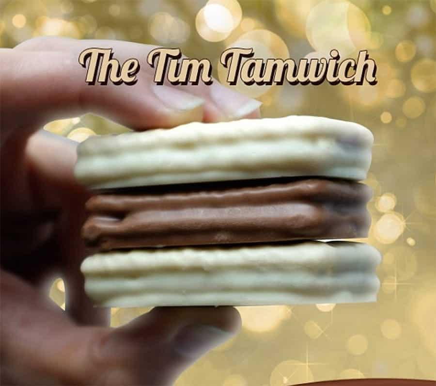 the tim tamwich