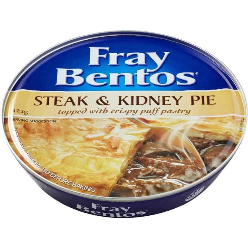 Fray Bentos Steak And Kidney Pie Steak & Kidney Pie 425g ...